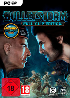 PC - Bulletstorm Full Clip Edition