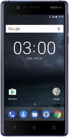 3 Single SIM 16GB blu
