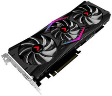 GeForce RTX2080 XLR8 Triple Fan 8GB GDDR6