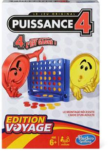 Puissance 4 voyage (F)