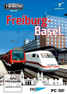 PC - Freiburg - Basel für den TS 2018 [Add-On] [DVD] (D)