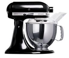 KSM 150 Küchenmaschine Black