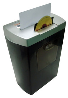 Cross Cut Shredder PS500-20