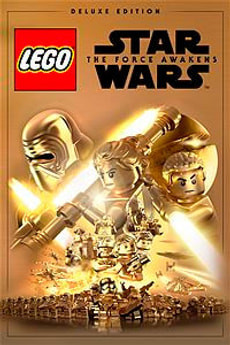 PC - LEGO Star Wars: The Force Awakens - Deluxe Edition