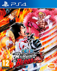 PS4 - One Piece Burning Blood