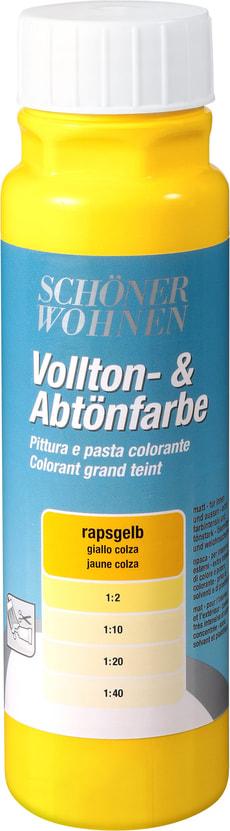 Vollton- & Abtönfarbe