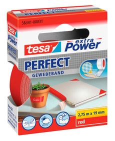 extra Power® Perfect 2.75m:19mm rouge
