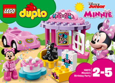 Lego Duplo Minnies Geburtstagsparty 10873