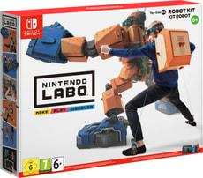 Switch - Nintendo Labo: Toy-Con 02 Robo-Set (D/F/I)