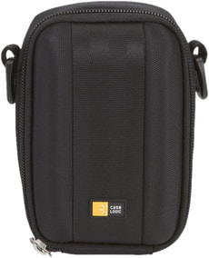 Case Logic Lined medium Camera Case - noir