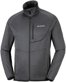 Drammen Point Full Zip Fleece