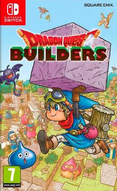 NSW - Dragon Quest Builders (D)