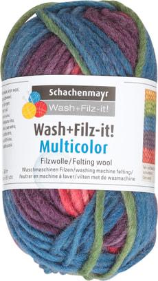Filzwolle «Wash + Filz-it!»