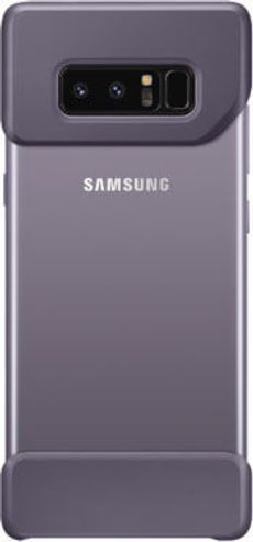 2Piece Cover Note 8 orchid gray