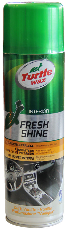 Fresh Shine Vanilla 500ml