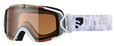 SALOMON XVIEW S EXTRA LENS WHITE