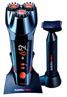 SH500E Designer Bart und Präzisionstrimmer grau