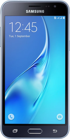 Galaxy J3 (2016) DS schwarz
