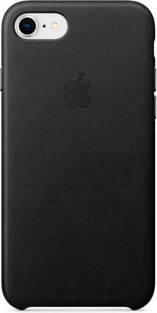 iPhone 8 / 7 Leather Case Black