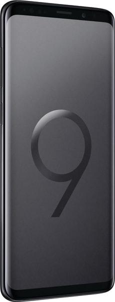 Galaxy S9+ Dual SIM 64GB Midnight Black