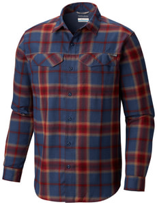Silver Ridge™ Flannel Long Sleeve Shirt
