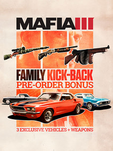 PC - Mafia III Family Kick-Back