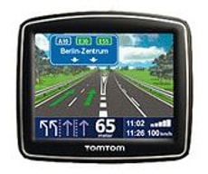 L-Nav. TomTom ONE IQR EU Traffic