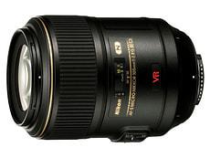 Nikkor AF-S VR Micro 105 mm /2.8G IF-ED