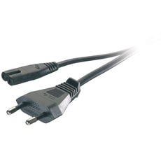 cable d'alimentation, prise Euro 1.25m <-> Japan 8