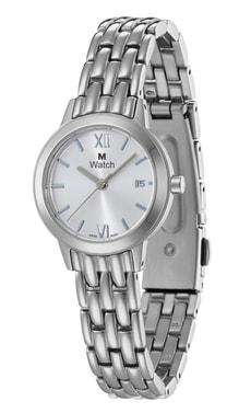 ELEGANT edelstahl Armbanduhr