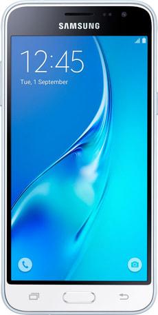 Galaxy J3 Dual-SIM (2016) bianco