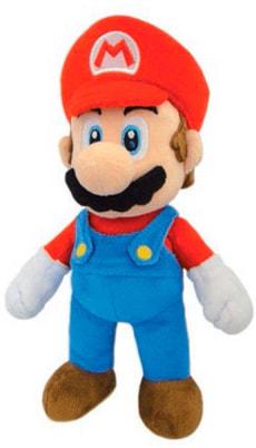 Mario Plüschfigur