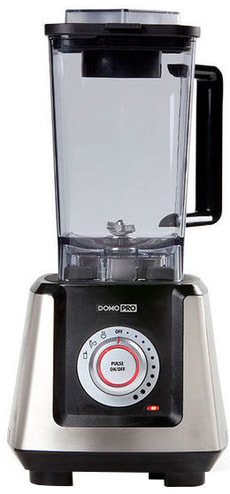Power Blender PRO DO486BL Silber