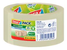 tesapack® eco & strong 66m:50mm transparent