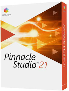 PC - Pinnacle Studio 21 - versione completa