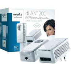 dLAN 200AVduo Adaptateur Wireless Starter Kit