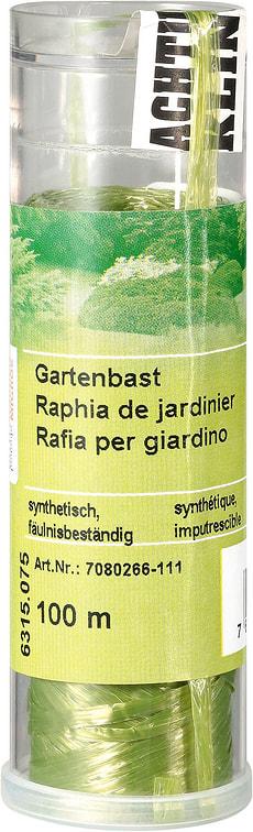 Gartenbast synthetisch
