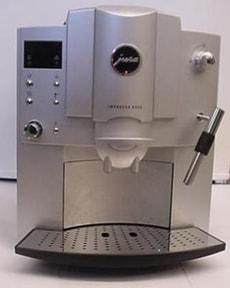 L-MACHINE A CAFE E890 JURA