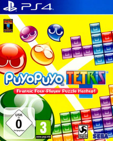 PS4 - Puyo Puyo Tetris