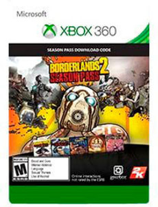 Xbox 360 - Borderlands 2 Season Pass