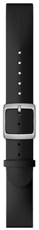 Wristband 18mm - schwarz