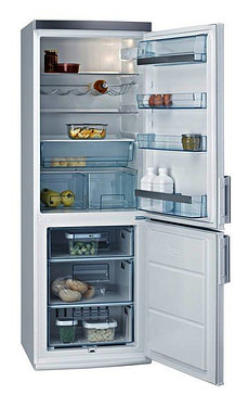SB3360A++ Kombi-Kühlschrank