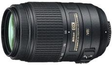 Nikkor AF-S DX VR 55-300mm 1:4,5-5,6G ED VR Objektiv
