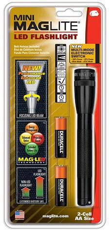 Maglite Mini LED 2 AA Cell