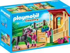 "Playmobil Country Pferdebox ""Araber"" 6934"