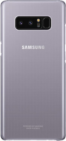 Clear Cover Orchid Grey