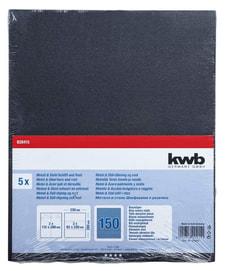 Schleifbogen Blauköper K 150, 5 Stk.