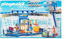 City Action City-Flughafen mit Tower 5338