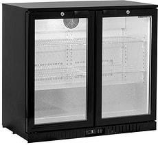 Réfrigérateur Gastro 208L Aucune