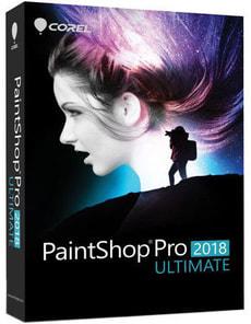 PC - Paint Shop Pro 2018 Ultimate - version complète